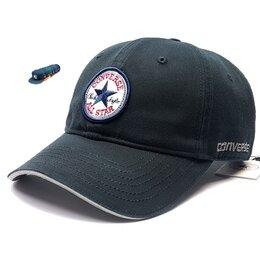 Головные уборы - Бейсболка кепка мужская Converse All Star (черный), 0
