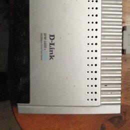 Проводные роутеры и коммутаторы - Аналоговый модем D-link DFM 560 E +, 0