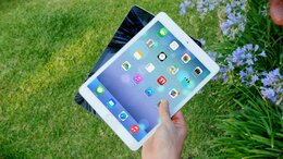 Планшеты - 🍏 iPad 3 64Gb silver (белый) , 0