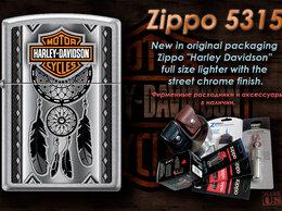 Пепельницы и зажигалки - Zippo 5315, 0