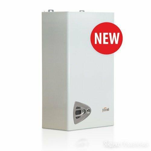 Котел газовый настенный Ferroli Vitabel F24 (2к, закрытая камера)  по цене 32900₽ - Отопительные котлы, фото 0