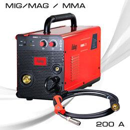 Сварочные аппараты - Сварочный полуавтомат Fubag IRMIG 200 31433.1, 0