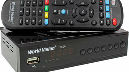 ТВ-приставки и медиаплееры - Приставки для цифрового телевидения новые, 0