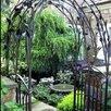 Арка садовая кованая по цене 9800₽ - Садовые фигуры и цветочницы, фото 2