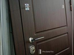 Входные двери - Дверь входная металлическая отделка МДФ, 0