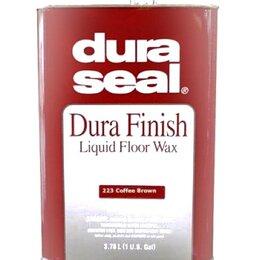 Масла и воск - Duraseal WAX Масло-воск Финишное 3,78 л., 0