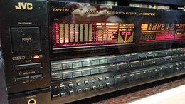 Музыкальные центры,  магнитофоны, магнитолы - JVC RX 1001, 0