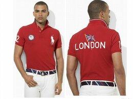 Футболки и майки - Поло Ralph Lauren London olympic p-p L RED, 0