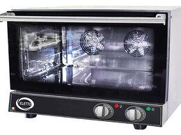 Жарочные и пекарские шкафы - Печь конвекционная Eletto E 0464M, 0
