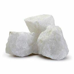 Камни для печей - Кварц колотый для бани и сауны (фракция 60-150 мм), 1кг, 0