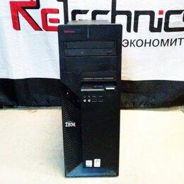 Настольные компьютеры - ПК IBM 775 P530 2x0,5Gb DDR2 160IDE 915 310W ATX b, 0