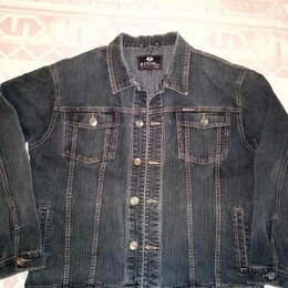 Куртки - Куртку джинсовую,Boton,продаю, 0