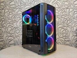 Настольные компьютеры - Игровой компьютер ryzen 5 2600/1060 6/16/ SSD 120, 0