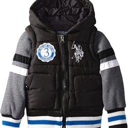 Куртки и пуховики - Куртка U.S. Polo Assn  размер 2 года, 0