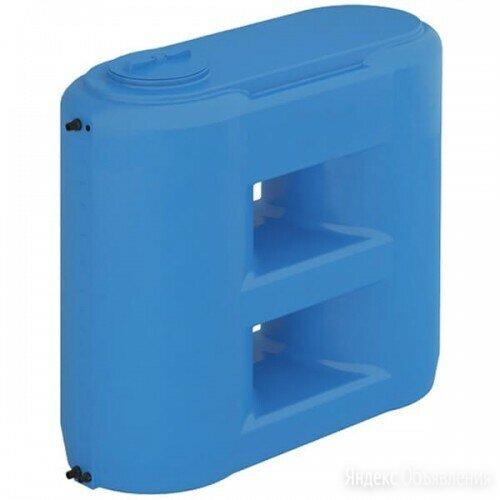 Бочка пластиковая для воды Combi 2000 литров прямоугольная (доставка по городу) по цене 43210₽ - Бочки, фото 0