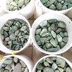 Камни для бани Жадеит шлифованный по цене 232₽ - Камни для печей, фото 1