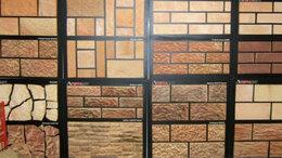 Облицовочный камень - Плитка ТЕРРАКОТ для печей, каминов, банных экранов, 0