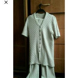 Костюмы - Вязанный брючный костюм , 0