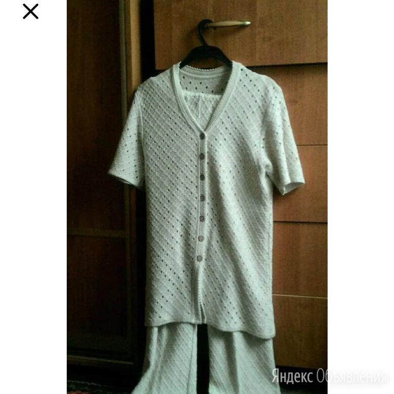 Вязанный брючный костюм  по цене 1000₽ - Костюмы, фото 0