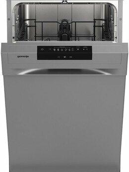 Посудомоечные машины - Посудомоечная машина 45 см  Gorenje GS-52040S, 0
