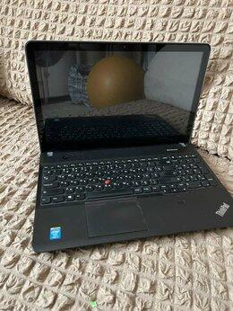 Ноутбуки - Lenovo thinkpad 15, 0