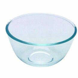 Кружки, блюдца и пары - Миска 1,0 л. SMART COOKING, стекло, Pyrex (Франция), 0