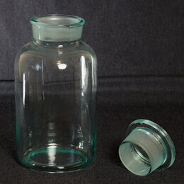 Бутылки - Бутыль 3,5 л с притертой пробкой, 0