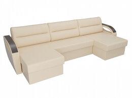 Диваны и кушетки - П-образный диван Форсайт, 0