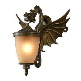 Уличное освещение - Уличный настенный светильник Favourite Dragon…, 0