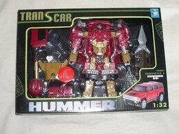 Роботы и трансформеры - Робот-трансформер трансформируется в  Хаммер, 0