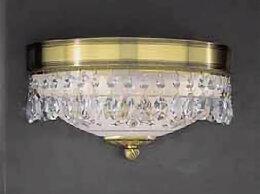Люстры и потолочные светильники - Настенный светильник Reccagni Angelo A 6010/2, 0