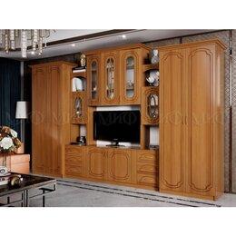 Шкафы, стенки, гарнитуры - Стенка в гостиную Альберт, 0