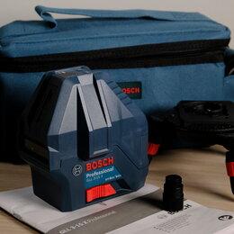 Измерительные инструменты и приборы - лазерный нивелир bosch gll 3-15 x, 0