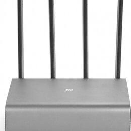 Оборудование Wi-Fi и Bluetooth - Роутер Xiaomi Mi Wi-Fi Router Pro (R3P), 0