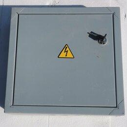 Электрические щиты и комплектующие - Электрический щит металлический , 0