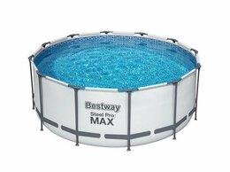 Бассейны - Бассейн Bestway 366*122 Максимальная комплектация, 0