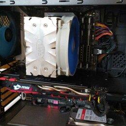 Настольные компьютеры - Игровой  ASUS X99 pro USB 3.1 XEON E5 1650 v3   6 ядер/12 потоков, 0