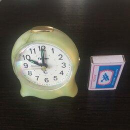 Часы настольные и каминные - Бесшумные часы с будильником, 0
