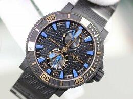 Наручные часы - ULYSSE NARDIN DIVER MAXI BLACK SEA , 0