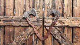 Аксессуары и комплектующие - Крутой топор из кованой стали, 0