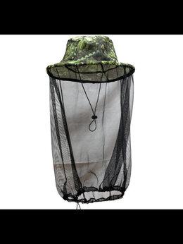 Головные уборы - Панама антимоскитная с сеткой от комаров пчел, 0