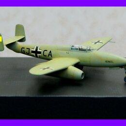 Сборные модели - 1/48 продаю модель самолета Хейнкель Хе-280 первый в мире реактивный истребитель, 0