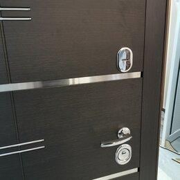 Входные двери - Дверь с зеркалом, 0