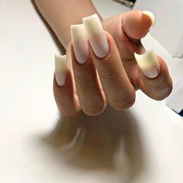 Наращивание ногтей - Наращивание ногтей любой сложности…, 0