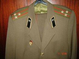 Военные вещи - Мундир повседневный (китель и брюки с красным…, 0