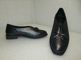 Туфли - Туфли из натуральной кожи нарядные удобные, 0