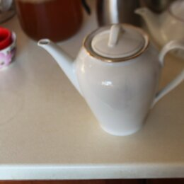 Заварочные чайники - чайник заварочный гдр, 0