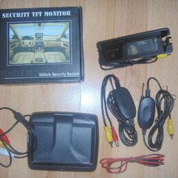 Автоэлектроника и комплектующие - Набор для установки камеры заднего вида Рено, 0