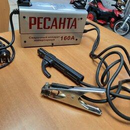 Сварочные аппараты - Сварочный аппарат РЕСАНТА САИ-160 А, 0