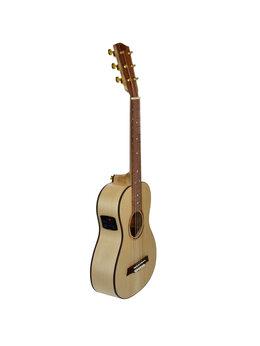 Акустические и классические гитары - Гитара акустическая, трэвел, Poni | TR2-1, 0